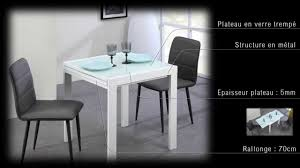 Table Console Extensible Ikea Noir by Capri Table Extensible Youtube