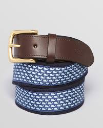 vineyard vines canvas club belt bloomingdale u0027s