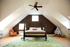 apartments astounding slanted ceiling bedroom light roomy den
