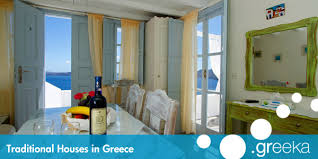 best traditional houses in greece greeka com