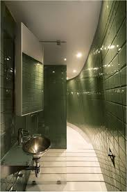 stunning dark green bathroom in inspiration interior home design