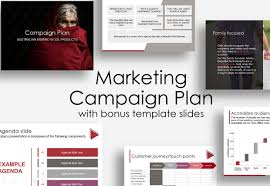 marketing campaign template word short business report format word
