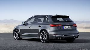 audi minivan 2017 audi s3 sportback color daytona grey rear hd wallpaper 8