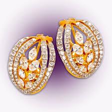 daily wear diamond earrings daily wear jewellery raj diamonds