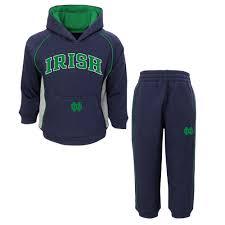 Notre Dame Infant Clothes Notre Dame Baby Fan Fleece Set U2013 Babyfans