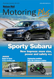motoring plus nelson mail read online on neighbourly