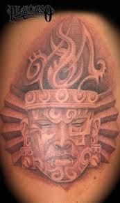 aztec tattoo my world pinterest aztec tattoo and tatting