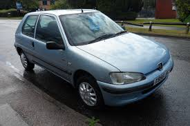 used peugeot 106 independence for sale rac cars