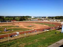 west virginia motor speedway abandoned by sherman cahal