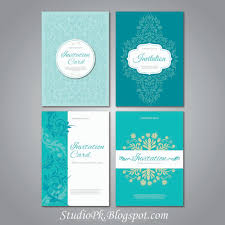 Wedding Invitation Cards Design Wedding Invitations Card Design Psd Studiopk