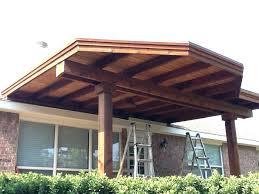 Patio Covering Designs by Cedar Patio Covers U2013 Smashingplates Us