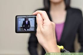 How To Make A Video Resume Video Resume Resume Templates