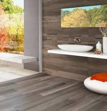 home design wood look tile close up columbia missouri bathroom