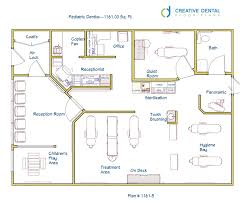 pediatric dental office floor plans