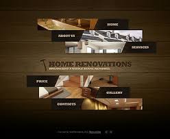 Home Renovation Websites 18 Best Flash Website Templates Images On Pinterest Website