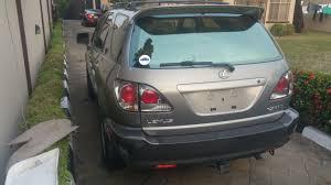 lexus rx300 for sale in nigeria toks 01 rx300 lexus for sale 2 7m asking price autos nigeria