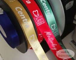 custom ribbon printing custom lanyards personalized printed id badge neck lanyard biziv