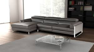Modern Sectional Sofa With Chaise Romeo Modern Sectional Left Facing Chaise Giuseppe U0026giuseppe