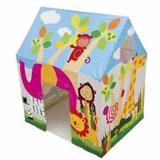 giardino bambini tenda casetta jungle cottage per bambini intex da giardino