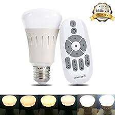 Desk Lamp Light Bulbs Ithird Remote Control Led Light Bulbs Dimmable Color Temperature