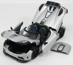 koenigsegg silver купить 1 18 koenigsegg agera 2011 silver grey autoart в seven
