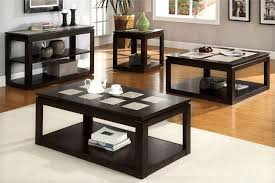 End Tables Sets For Living Room Modern Coffee And End Table Sets With Tables Plans 10