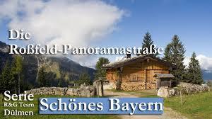 Bella Vita Bad Honnef Schönes Bayern Die Roßfeld Panoramastraße 1084 Youtube