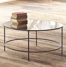 mirrored coffee table set coffee tables hammered metal coffee table gold coffee table set