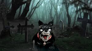 spirit halloween decorations jumping dog youtube