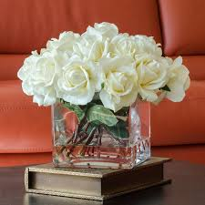 Faux Floral Centerpieces by Faux Floral Arrangements U0026 Centerpieces For Home Decor