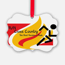 cross country ornament cafepress
