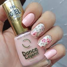 25 delicate flower nail designs adding lovely blooms to your