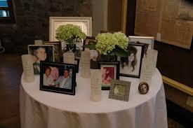 Wedding Memorial Remembrance Table Wedding