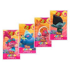 jelly belly dreamworks trolls hugfest mix jelly beans 1 oz bag