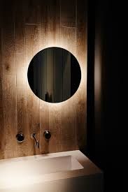 Backlit Mirrors Bathroom Photo Diary Photo Diary Milan And Interiors