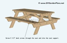 Build A Folding Picnic Table by Wonderful 4 Seat Picnic Table Folding Picnic Table 4 Seater Picnic