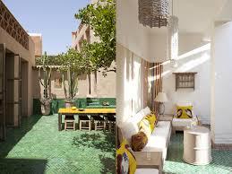 moroccan houses françois gilles villa à la medina de taroudant interiors