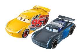 amazon com disney pixar cars 3 flip to the finish rust eze cruz