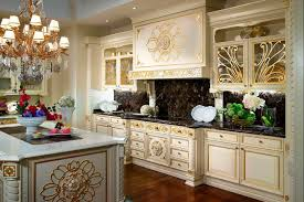 Exclusive Kitchen Design by Antique Furniture Exclusive Kitchen