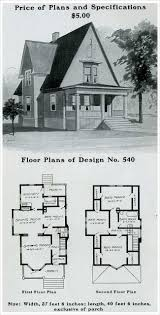 best vintage house plans1900s images on pinterest edwardian