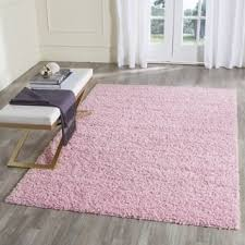 pink shag rugs u0026 area rugs for less overstock com