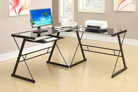 glass table ls amazon design small glass desk stylish all office desks u bedroom glass