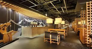 green yakiniku master restaurant design by golucci international