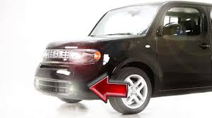 nissan cube interior lights 2012 nissan cube headlights and exterior lights youtube