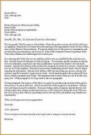 application letters job vacancies sample job application letter