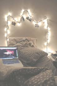 diy christmas lights in bedroom white metal full platform bed and