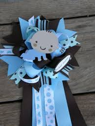 baby shower ribbon 34 best baby shower stuff images on baby shower