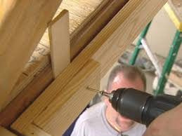 how to install an attic ladder how tos diy