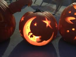 non halloween pumpkin carving ideas great to have out thru