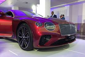 bentley 2018 2018 bentley continental gt motoring research